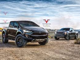 ford truck raptor what if tesla u0027s pickup truck went after the ford f 150 raptor
