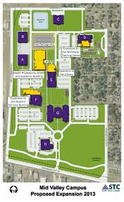 Citrus College Map 2017 Annual Security And Annual Fire Safety Report Includes