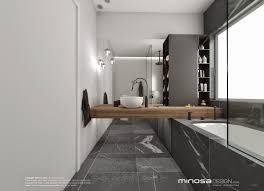Modern Bathroom Design Ideas Award Winning Design A by Minosa Bathroom Design Small Space Feels Large