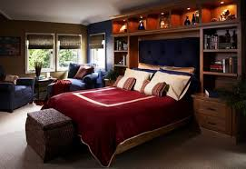 creative beige black and red bedroom remodel home interior gallery