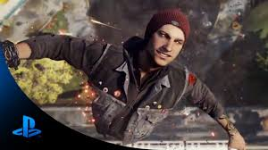 The History Guy The Second by Infamous Second Son E3 Trailer Ps4 E3 2013 Youtube