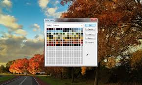 how to build a custom photoshop swatch from an image bittbox