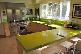 green and kitchen ideas trendy kitchen countertops options home inspirations design