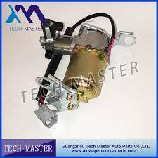 lexus parts gx470 air compressor pump suspension shock for lexus gx470 landcruiser