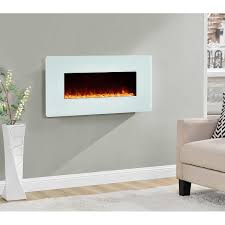 napoleon 42 in electric wall mount fireplace