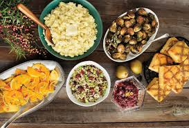 thanksgiving options from organic new leaf community markets