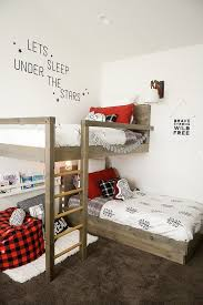 Free Loft Bed Plans Full by Best 25 Bunk Bed Ideas On Pinterest Kids Bunk Beds Low Bunk