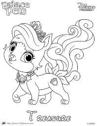 princess palace pet coloring treasure skgaleana