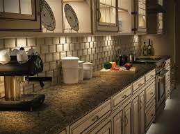 Cabinet Lights Kitchen How To Install Lights Kitchen Cabinets Granite