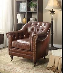 Accent Chair With Brown Leather Sofa Chair Icon Accent Chair Value City Furniture Brown Leather Chairs