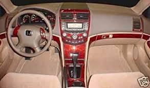 Honda Accord Interior India Amazon Com Honda Accord Sedan 4 Door Interior Burl Wood Dash Trim