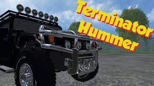 2015 Hummer Farming Simulator 2015 Terminator Hummer H1 U0026 2002 Chevy Durmax