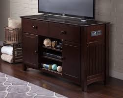 nantucket two drawer 50 inch entertainment console 30x50 with