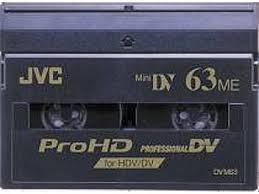 hdv cassette m dv63prohd hdv cassette pack 10 pcs
