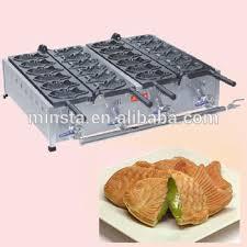 cake maker gas korea japanese fish cake maker taiyaki electric machine for