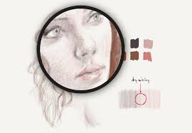 mastering paper by fiftythree drawing portraits and faces made