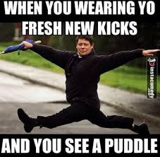 Meme Sneakers - 16 things hardcore sneaker lovers know to be true