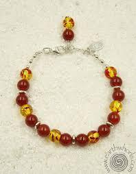 stone silver bracelet images Chakra stone fire agate sterling silver bracelet earthwhorls llc jpg