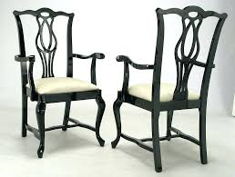 Chinese Chippendale Dining Chairs Innovative Chairs Shown On Custom Table Project In New York Dining
