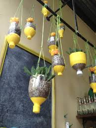 Recycling Ideas For Home Decor by Cute Recycle Idea Decor For An Ag Classroom Amazing How Many
