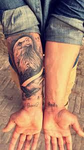 an eagle tattoo by babbu kaila eagle tatoo pinterest eagle