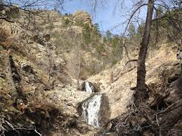 New Mexico waterfalls images Southern new mexico explorer carbonate creek waterfalls gila jpg