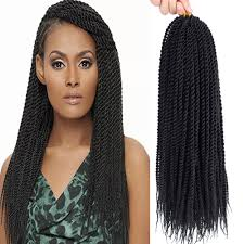 pictures of crochet hair hairstyles 2018 10packs 22 senegalese twist crochet hair braids small havana