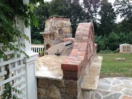 outdoor brick kitchen crowdbuild for