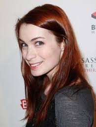 what is felicia day s hair color water 5 felicia redheads and sexy geek