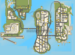 Portland Australia Map by Grand Theft Auto Iii Hidden Packages