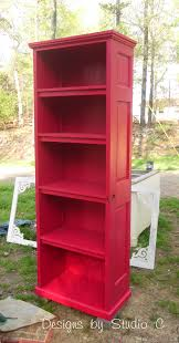 Narrow Bookcase by Furniture Contemporary Red Narrow Bookcase Decor Perfect With Red