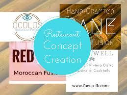 restaurant design concepts restaurant concept design focus f u0026b