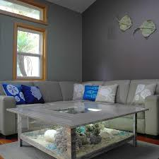 coastal themed living room coastal themed living room modern living room san diego by