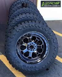Fierce Attitude Off Road Tires 20
