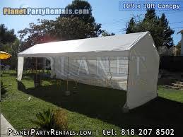 party rentals san fernando valley party rental tent 10feet by 30 canopy rental san fernando