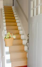 Rug Runner For Stairs Painted Stairs For Under 50 Our Storied Home