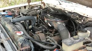Ford Diesel Truck Engines - 1987 ford 6 9l diesel idi engine running video youtube
