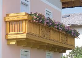 balkone holz holz classic ötztal leeb balkone und zäune