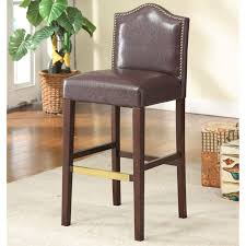 linon home decor bar stools linon manor bar stool blackberry walmart com