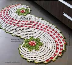 crochet rug patterns free free crochet patterns to