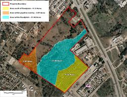 Austin Flood Plain Map by 21 Acres To Be Donated To The City In Montopolis