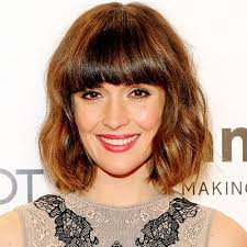 hairstyles with fringe bangs 55 hairstyles with bangs and fringes to inspire your next haircut