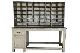 le de bureau ancienne ancienne table de bureau pour les courriers pour hôtellerie
