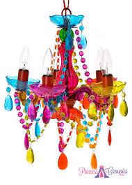Multi Coloured Chandeliers Rainbow Chandelier Colorful Chandelier Multi Color