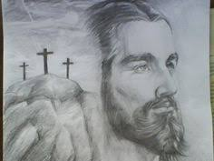 religious art drawings how to draw jesus 30 magnificent drawings