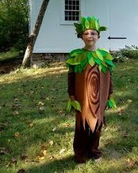 Rumpelstiltskin Halloween Costume Simple Approach Tree Headdress