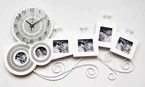 personalized clocks with pictures clocks silamba colour lab studio