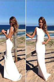 white dresses for weddings best 25 wedding evening dresses ideas on sleeve