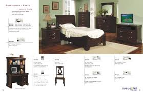 Bedroom Furniture Espresso Finish Low Prices U2022 Winners Only Renaissance Bedroom Furniture U2022 Al U0027s