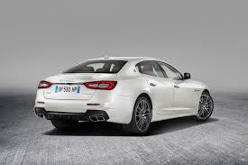 matte maserati quattroporte 2017 maserati quattroporte receives face lift new trim levels